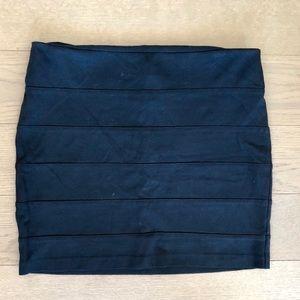 Express Women's Black Pencil Skirt